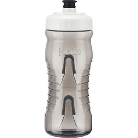 Fabric Cageless Bottle 600ml grey/white